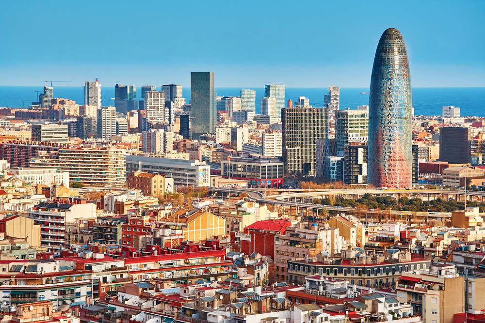 Desestrésate en Barcelona