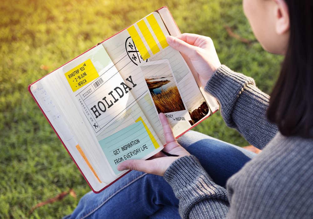 Viaja desde casa a través de la lectura