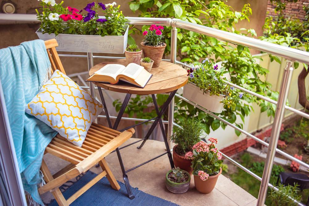 Prepara tu terraza para este verano