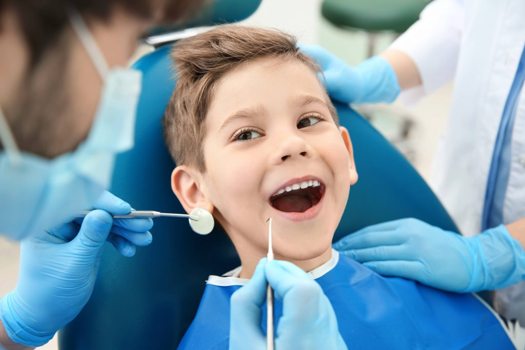 ¿A qué edad acudir al dentista?