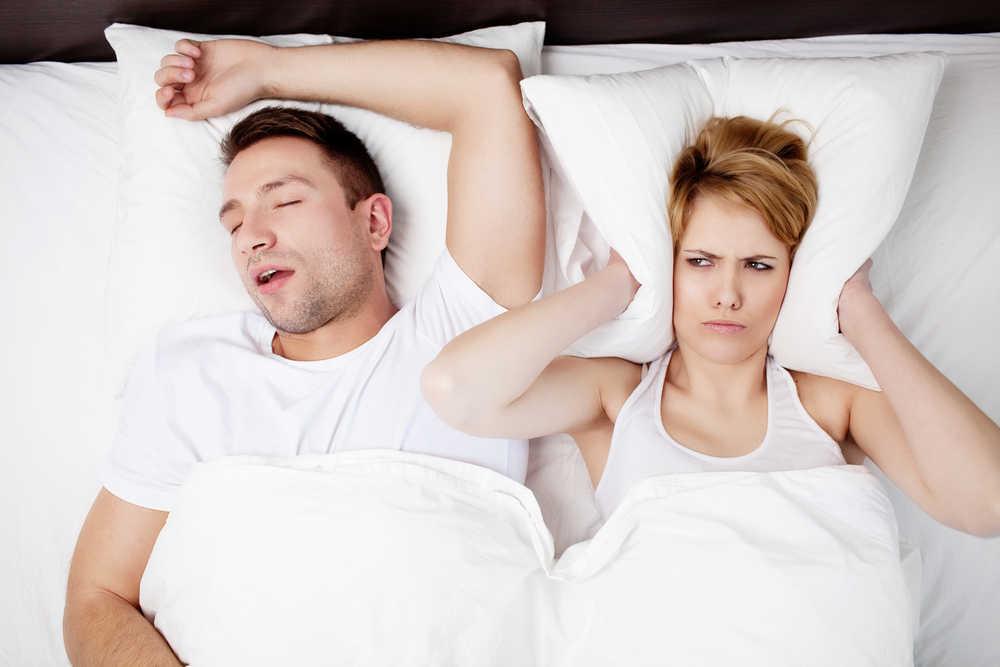 Apnea del sueño: Problemas y soluciones