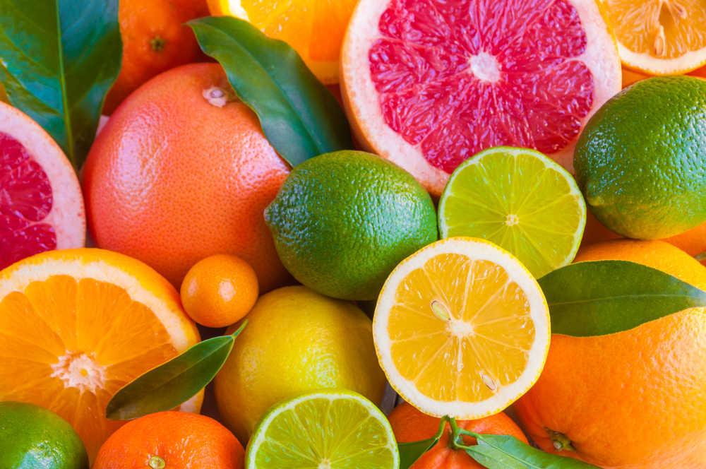 Los beneficios de los cítricos