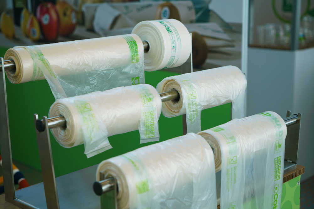 El plástico biodegradable, una interesante alternativa para combatir al plástico de un solo uso